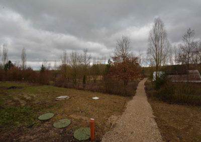 Vue terrain CSFL